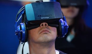 Gogle Oculus Rift są jednym z popularniejszych systemów VR