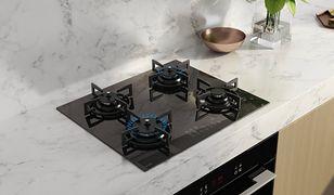Inteligentna płyta kuchenna Solgaz GNC 4. Może sama obiadu nie zrobi ale na pewno w tym sporo pomoże