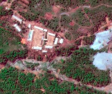 Korea Północna wysadziła swój ośrodek badań nuklearnych. Na oczach dziennikarzy