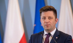 Michał Dworczyk zakażony koronawirusem