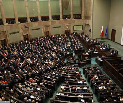 Sejm wybierze skład Trybunału Stanu na pierwszym posiedzeniu