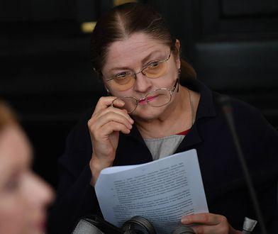 """Pawłowicz do Biedronia. """"Niech pan nie udaje kobiety"""""""