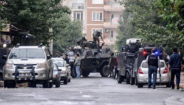 Turcja walczy z ISIS. Ale to nadal nie dżihadystów kalifatu uważa za największego wroga