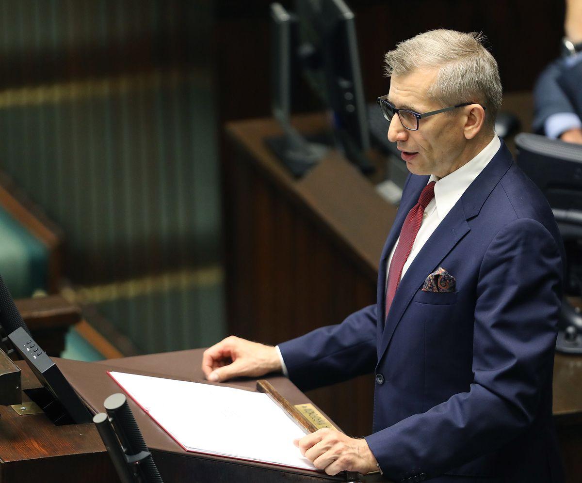 Akt oskarżenia przeciwko prezesowi NIK, byłemu posłowi i kontrolerowi NIK