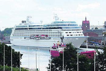Wycieczkowce zrzucają ścieki do Bałtyku, a mogłyby odprowadzić je w portach