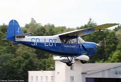 Bielsko-Biała. Wypadek podczas pikniku lotniczego. Samolot runął na ziemię