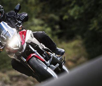 Monitoring pojazdów również dla motocykli
