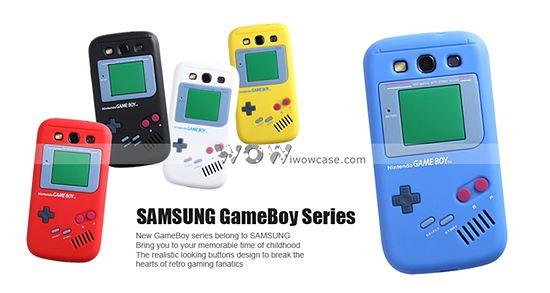 Zamień swojego smartfona w Game Boya