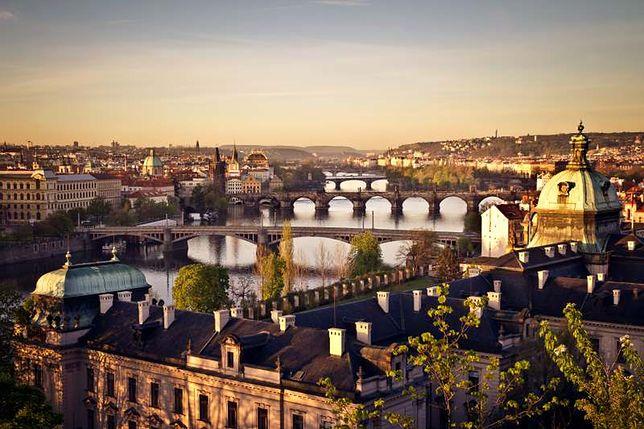 Praga - charakterystyka geograficzna