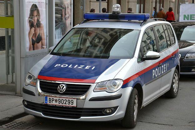 Wypadek polskiego autokaru w Austrii. 10 osób lekko rannych