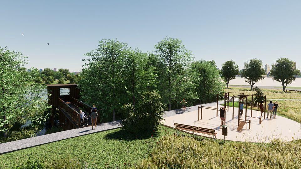 Katowice. Mieszkańcy zdecydowali, chcą nowego parku