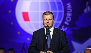 Premier Litwy liczy na współpracę z Polską