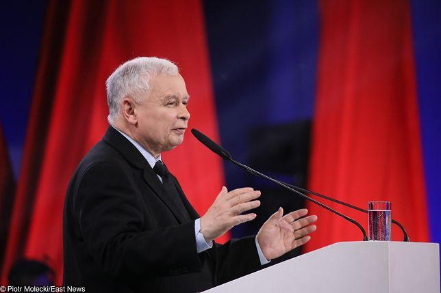 Na konwencji PiS podsumował dotychczasowe lata rządów i złożył nowe obietnice