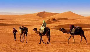 Maroko - kolorowa brama Afryki