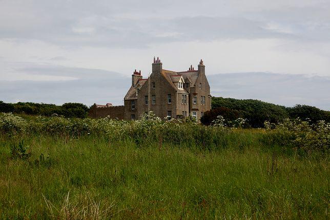Szkocja – wymarzona praca na wakacje. W domu, w którym... straszy