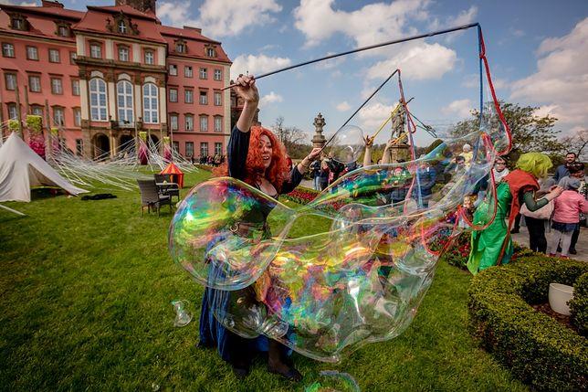 """Festiwal Kwiatów i Sztuki """"Polska wiosna"""""""