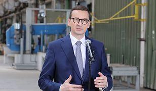 Wybory kopertowe. Premier Morawiecki złamał prawo? Kidawa-Błońska nie gryzie się w język