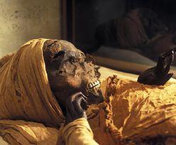Zagadka śmierci faraona rozwiązana. Tomograf odkrył tajemnicę