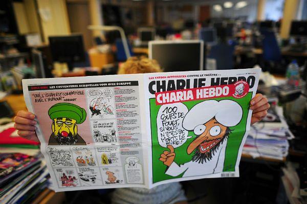 """Kolejny numer """"Charlie Hebdo"""" ukaże się mimo żałoby"""