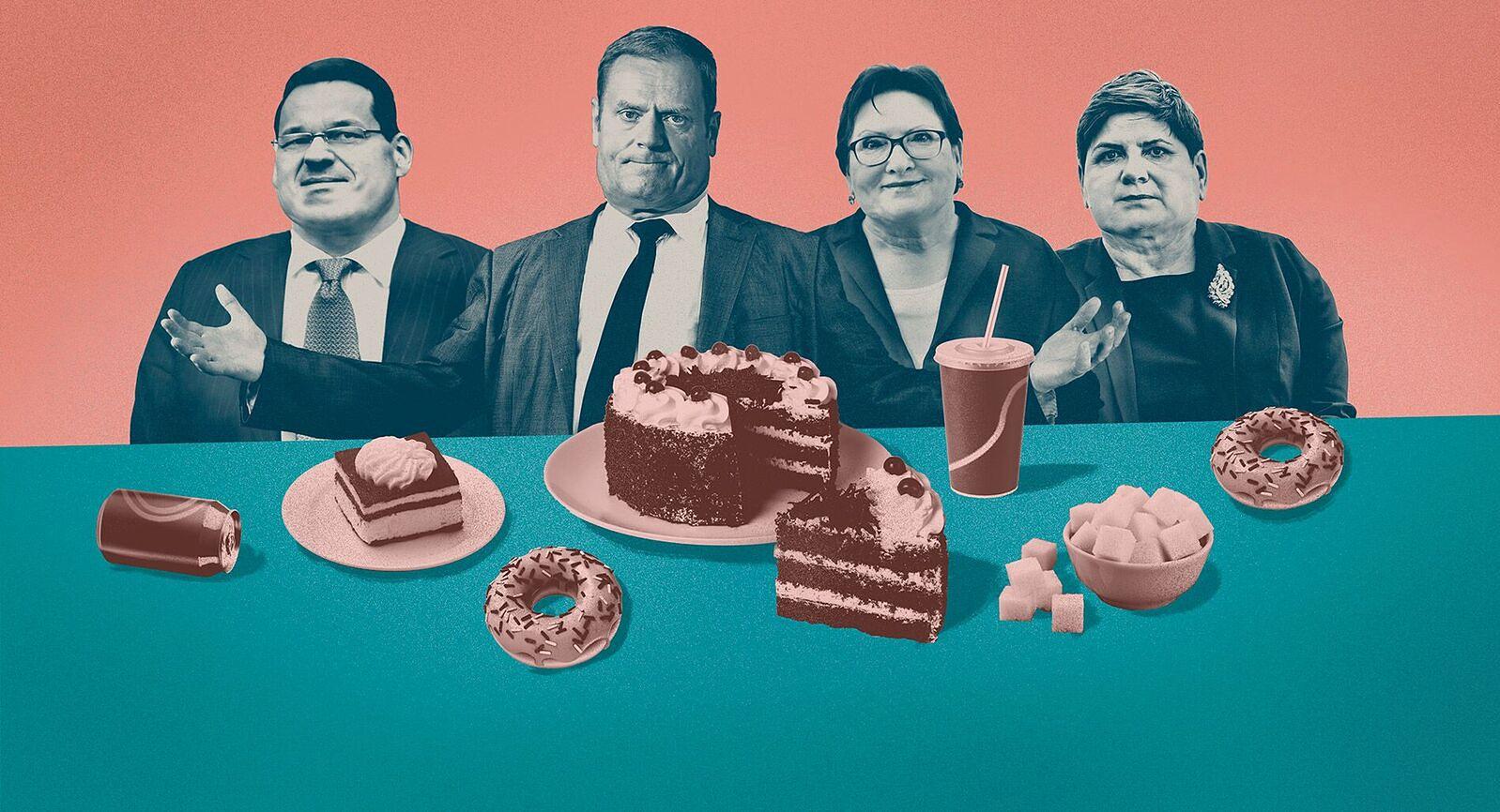 Woda słodsza od nutelli. Jak politycy pozwolili na uzależnienie nas od cukru