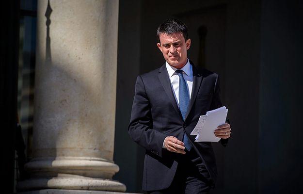Premier Francji popiera lokalne zakazy burkini
