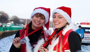 Setki Świętych Mikołajów pobiegną w Warszawie
