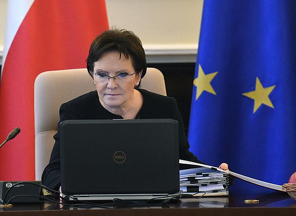 Premier złożyła wyrazy współczucia z powodu tragicznej eksplozji w Katowicach