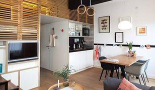 Nawet niewielkie mieszkanie może zmieścić wszystkie potrzebne sprzęty