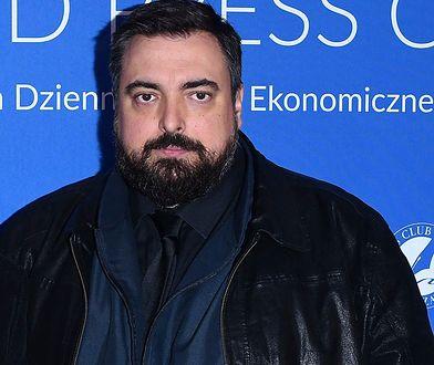 Tomasz Sekielski w maju 2019 r.