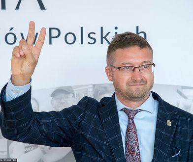 Cios w Izbę Dyscyplinarną. Sąd w Olsztynie zdecydował ws. sędziego Juszczyszyna