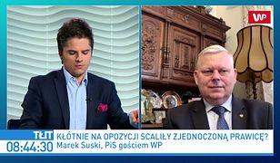 Marek Suski o Zbigniewie Ziobrze. Przytyk