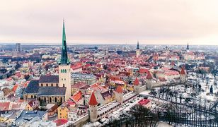 Ranking Big 7 Travel. Tallin najlepszym miastem do pracy zdalnej w 2021 r.