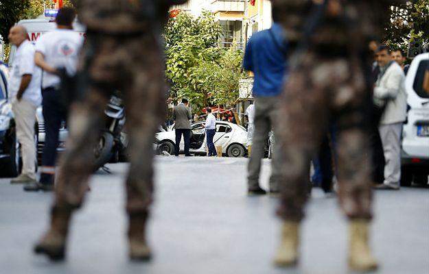 Wybuch bomby w pobliżu posterunku policji w Turcji. Co najmniej 17 osób zginęło