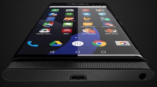 Czy doczekamy się BlackBerry z Androidem?