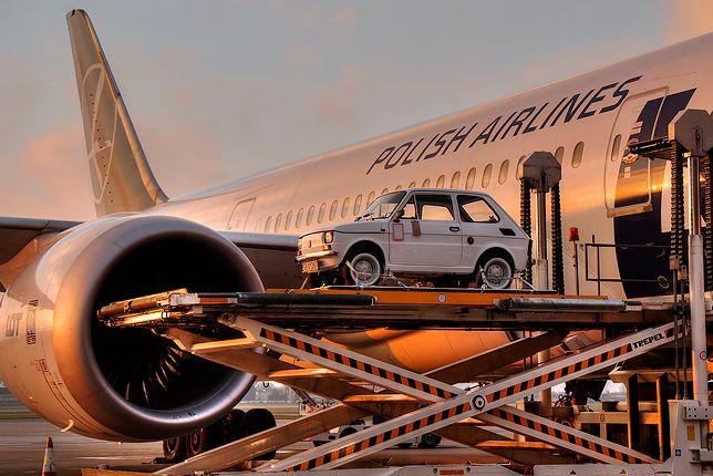 Samolotami w skali świata transportuje się jedynie 1 proc. towarów, a jego wartość stanowi aż 35 proc. wartości wszystkich przewożonych dóbr.