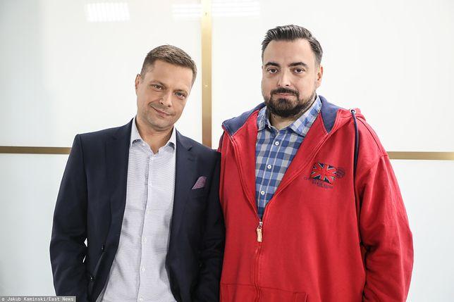 Tomasz i Marek Sekielscy.