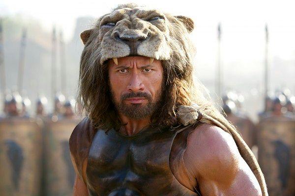 Herkules w głowie lwa