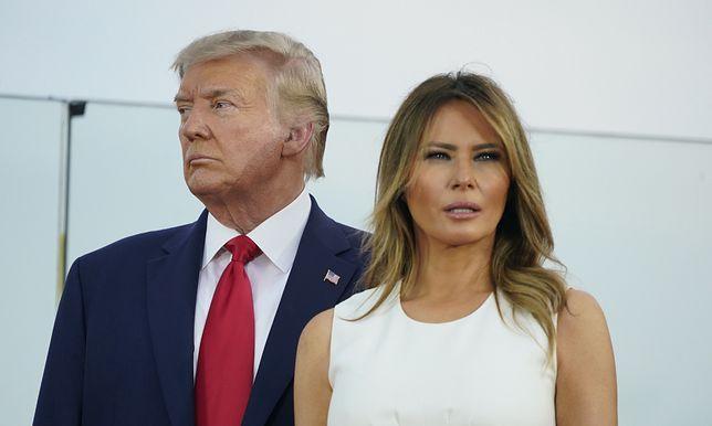Melania Trump nie może się doczekać wyprowadzki z Białego Domu.