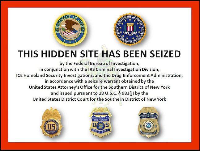FBI zamknęło stronę, na której można było kupić narkotyki i wynająć płatnego zabójcę