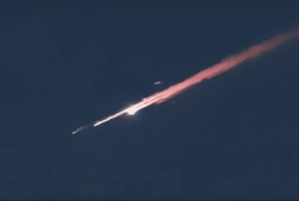 Ogniste kule nad Australią – NASA wyjaśnia, czym było dziwne zjawisko