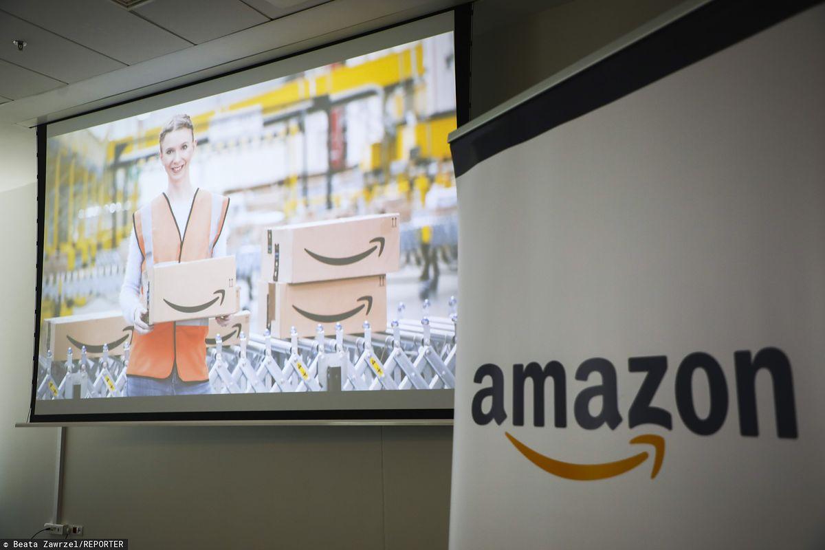 Amazon planuje zatrudnić 100 tys. osób. Koronawirus spowodował wzrost liczby zamówień
