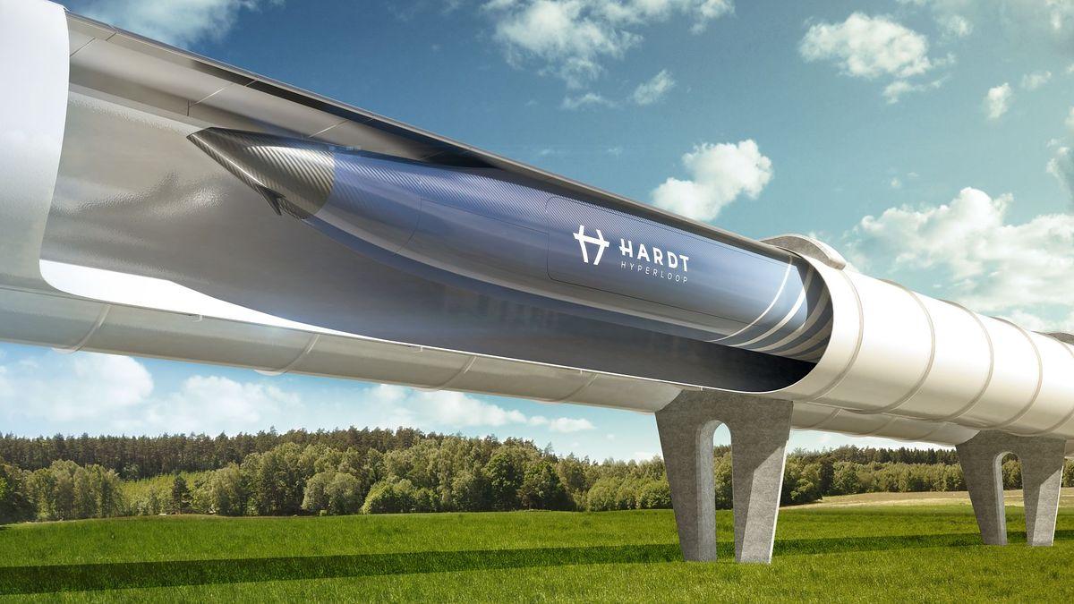 Elon Musk - jego pomysł zrealizuje Hardt Hyperloop, przenosząc transport publiczny na nowy poziom