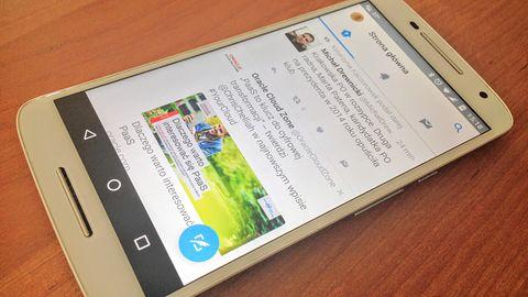 Nowa aplikacja Twittera na Androida: zmiany widoczne, ale zbyt zachowawcze