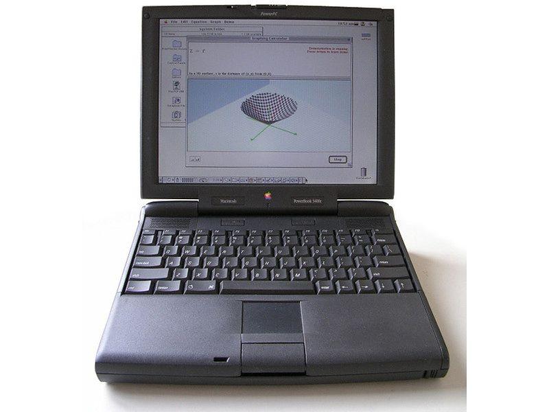 PowerBook G3 - Kanga i Wallstreet