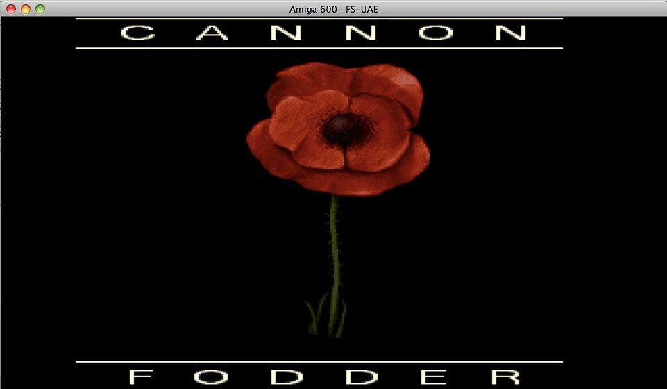 Cannon Fodder - następne pokolenie