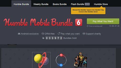 Rozpoczęła się szósta edycja Humble Mobile Bundle z grami na Androida