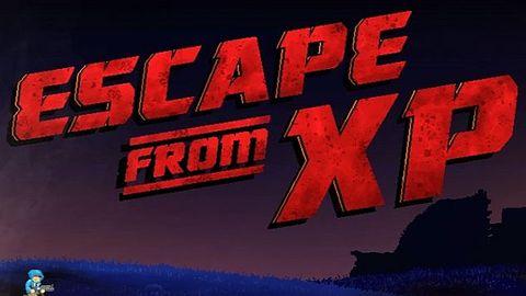 Escape from XP - zniszczmy stary system w ramach niewielkiej gry