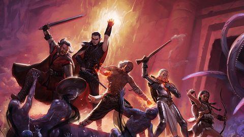 Pillars of Eternity, jedna z droższych gier na Kickstarterze, opóźniona