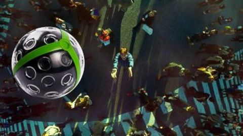 Panono - kula robiąca zdjęcia panoramiczne ufundowana przez społeczność