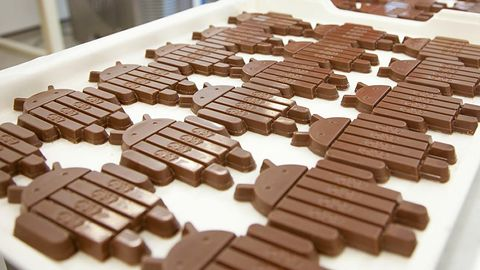 Jaki słodki smakołyk zastąpi Nugata? Możliwe nazwy Androida O
